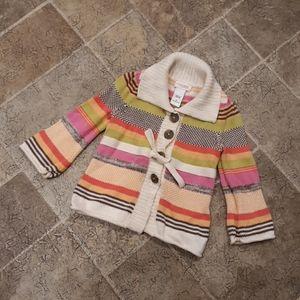 Genuine Kids girl's size 2t cardigan